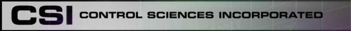 Control Sciences Incorporated